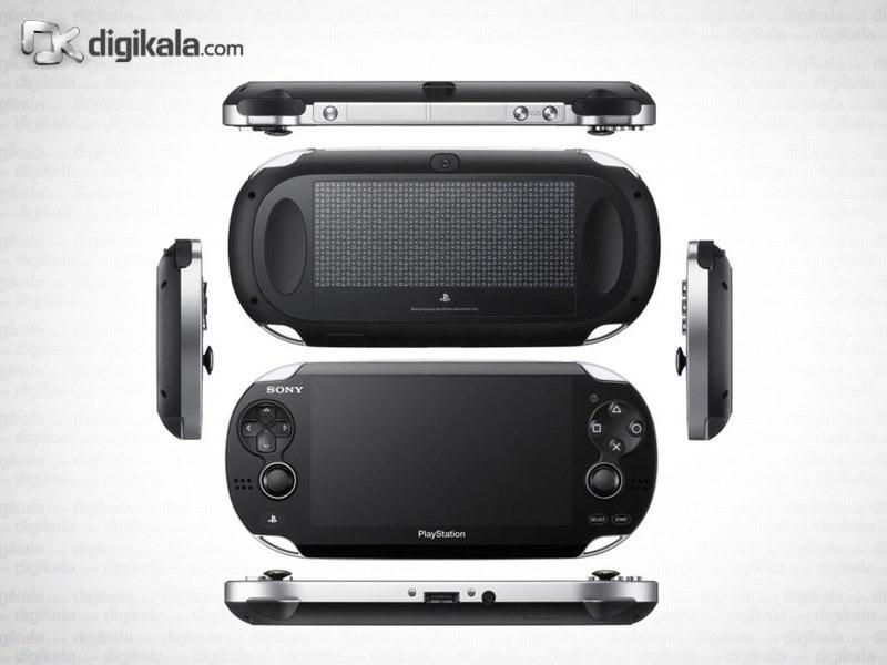 img کنسول بازي سوني PS Vita Wi-Fi-3G Sony PS Vita Wi-Fi 3G