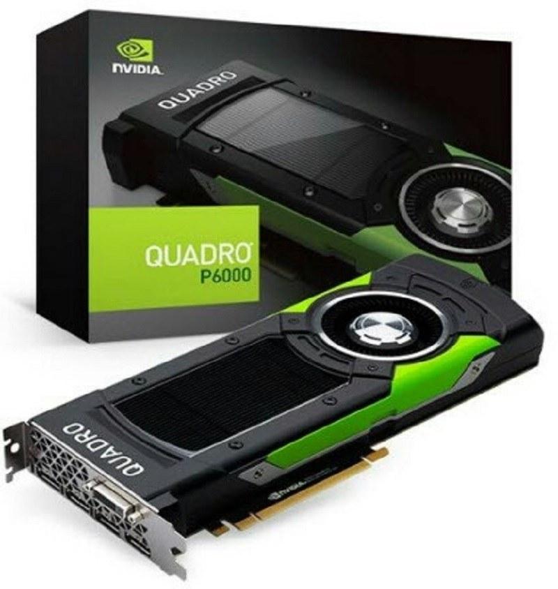 گرافیک PNY Nvidia Quadro P6000 24GB GDDR5X |