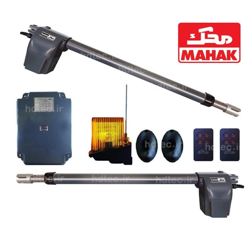 تصویر جک پارکینگی محک MGO200 MAHAK MGO200 Kit Swing Gate Operator
