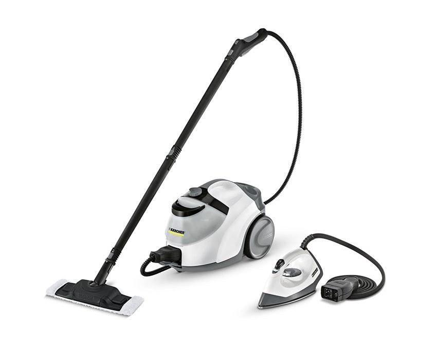 main images بخارشوی کارچر 2200 وات SC5 Premium Iron Kit Karcher SC5 Premium Iron Kit Karcher Steam cleaner 2200w