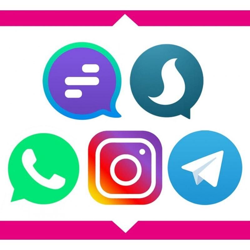 تصویر طراحی بنر اینستاگرام | تلگرام