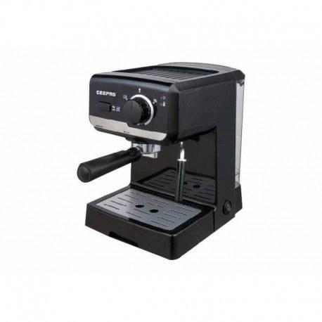 تصویر اسپرسو ساز جی پاس مدل GCM-6108 Geepas GCM-6108 espresso maker