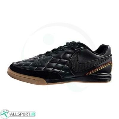 کفش فوتسال نایک تمپو لیگرا مشکی Nike Tiempo Ligera IC 2017