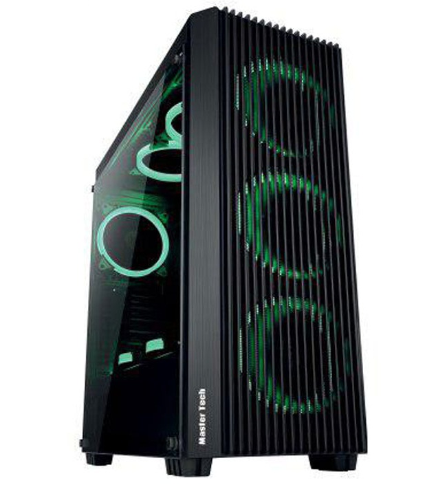 کیس کامپیوتر مسترتک مدل APACHI | Master Tech APACHI Computer Case