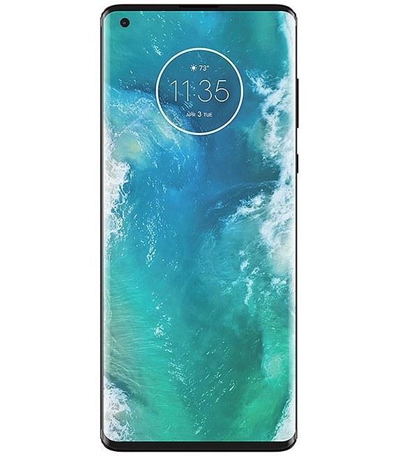 گوشی موبایل موتورولا مدل +Edge با قابلیت 5 جی ظرفیت 256 گیگابایت