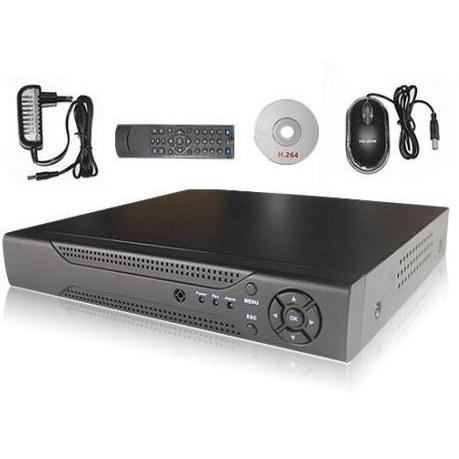 main images دستگاه NVR چهار کانال 2 مگاپیکسل