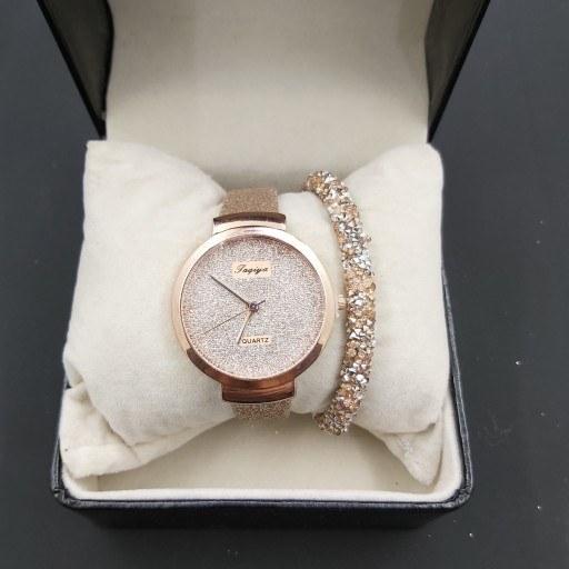 ست ساعت دستبند طرح شاین  