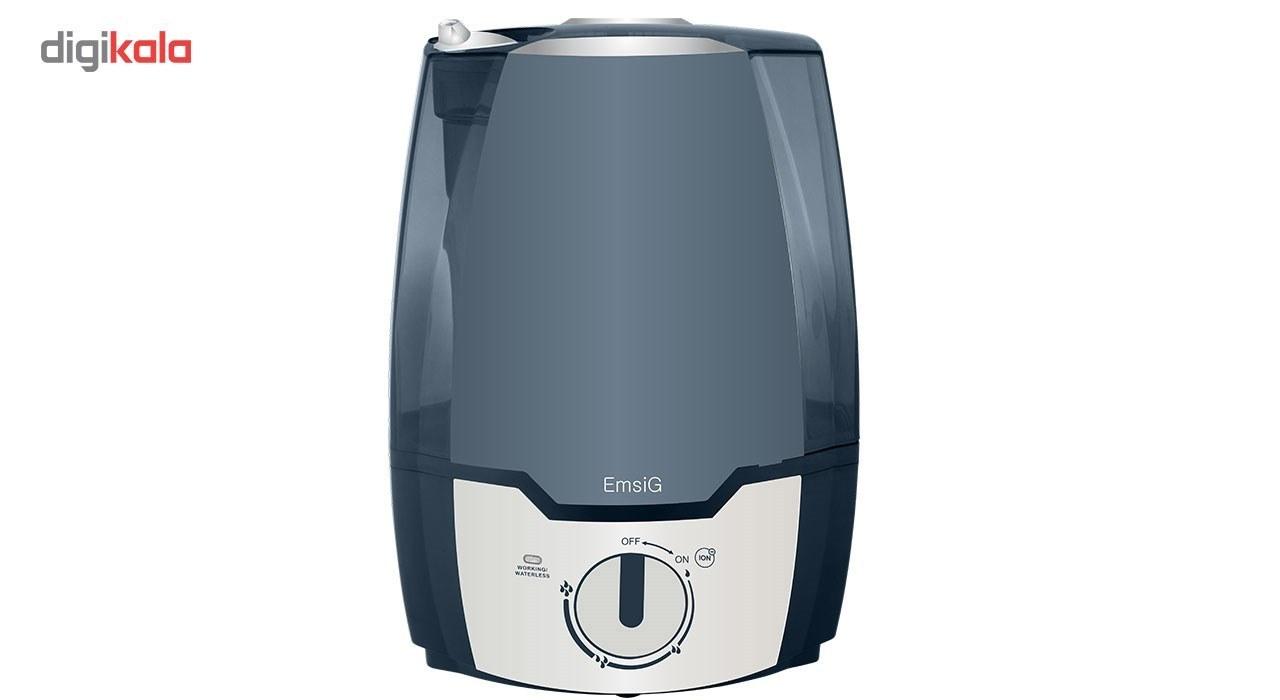 img دستگاه بخور سرد امسیگ مدل US408-Plus EmsiG US408-Plus Cold Mist Humidifier