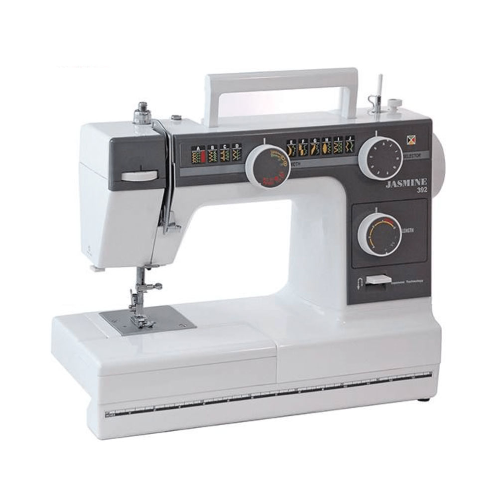 تصویر چرخ خیاطی کاچیران مدل Jasmine 393 Kachiran Jasmine 393 Sewing Machine