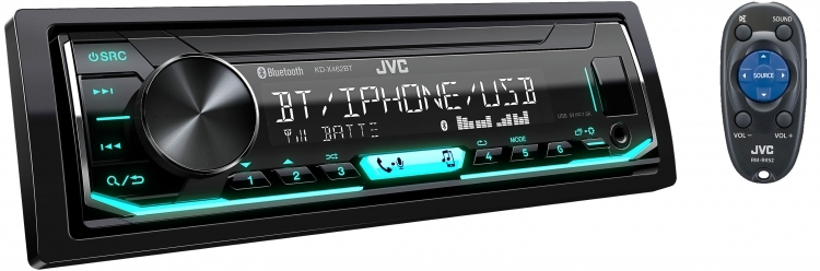 main images ضبط صوتی جی وی سی JVC KD-X462BT