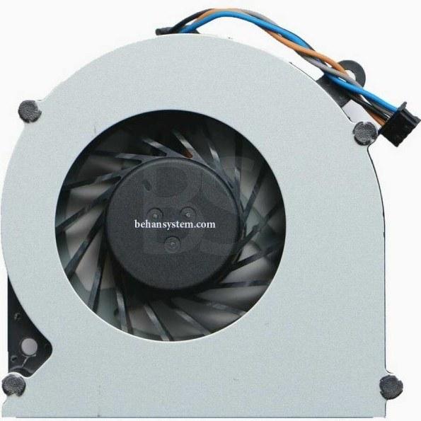 تصویر فن پردازنده لپ تاپ Fujitsu مدل BH531 سه سیم / DC5V