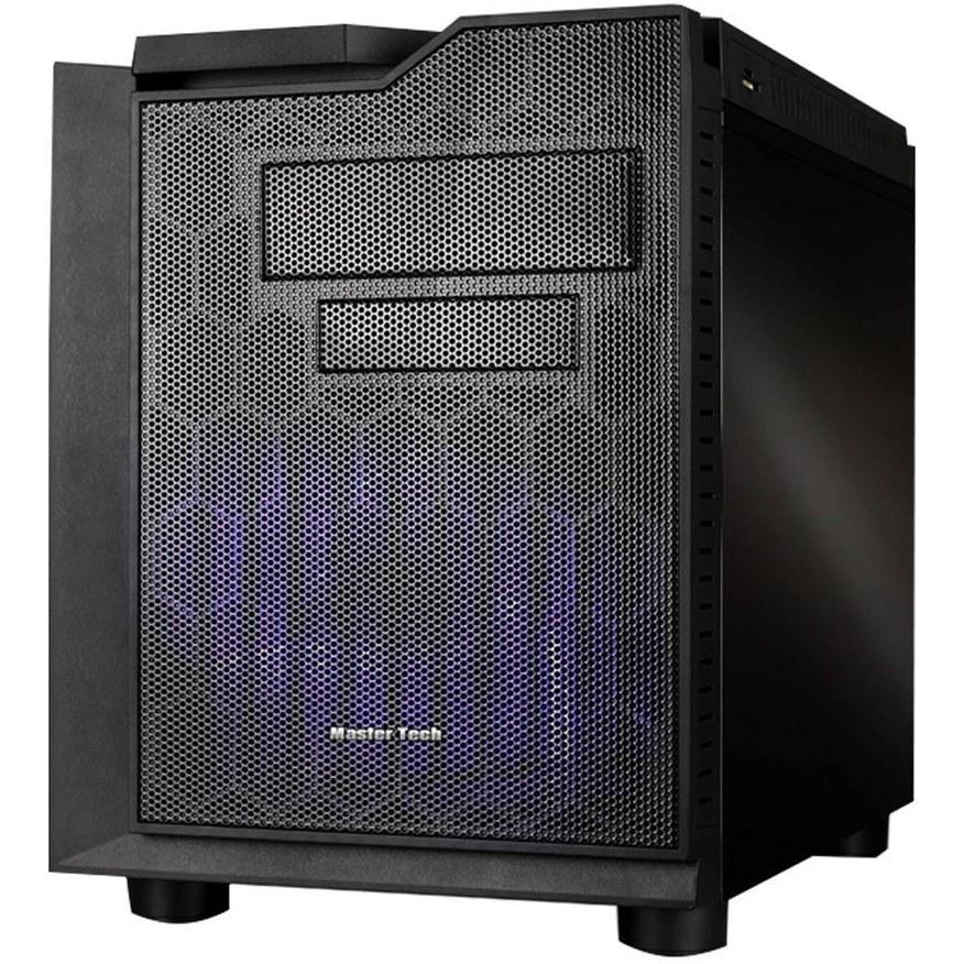 تصویر کیس کامپیوتر مسترتک مدل مستر باکس Master Tech Master Box Cube Case