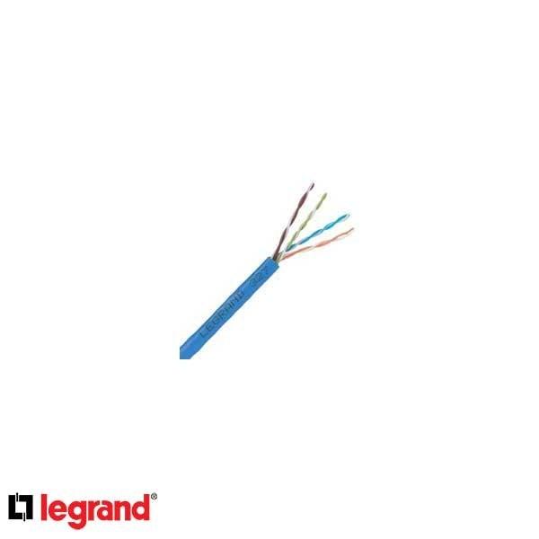 کابل شبکه 305 متری لگراند مدل 32755 کت 6 | Legrand 32755 Cat6 UTP 305M Network Cable