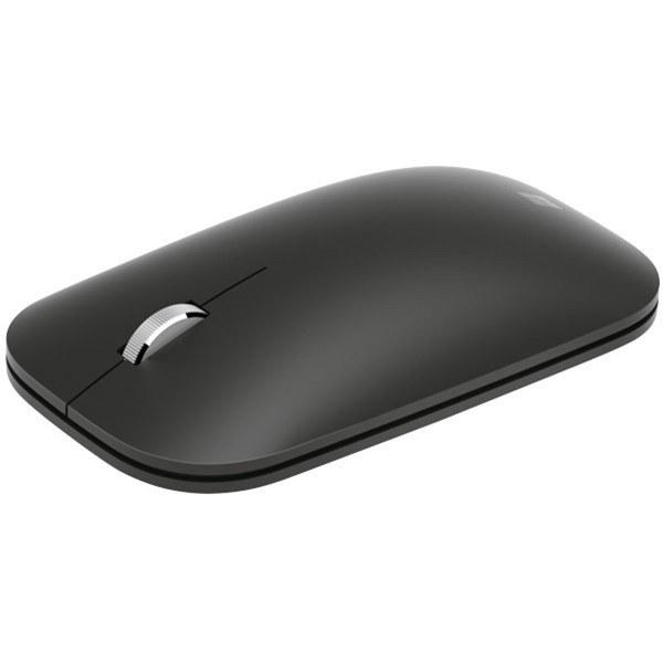 تصویر ماوس نقره ای سورفیس موبایل شرکت مایکروسافت Microsoft Surface Mobile Mouse (Silver)