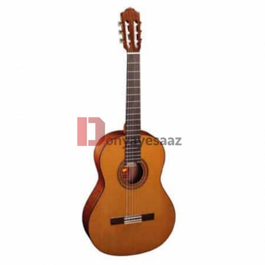 عکس گیتار کلاسیک آلمانزا almansa مدل 424 آکبند  گیتار-کلاسیک-المانزا-almansa-مدل-424-اکبند