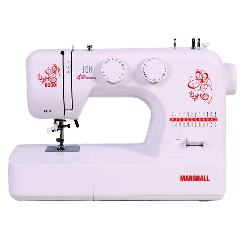 تصویر چرخ خیاطی مارشال 8000 ا Marshall 8000 Sewing Machine Marshall 8000 Sewing Machine