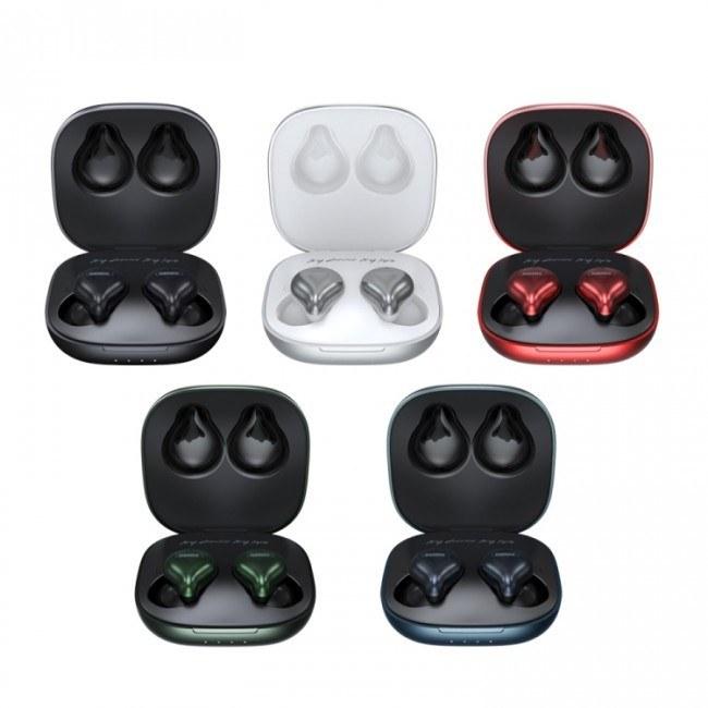 تصویر هندزفری بلوتوث دو گوش ریمکس Remax true wireless stereo earbuds TWS-12 Remax true wireless stereo earbuds TWS-12