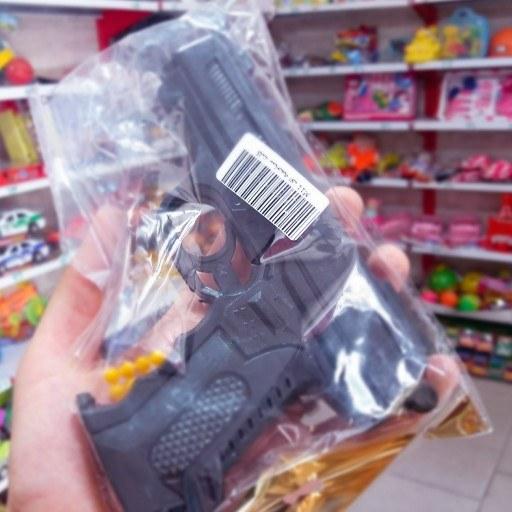تصویر تفنگ ساچمه ای کوچک