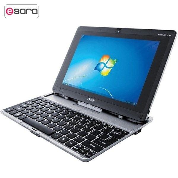 تبلت ايسر آي کونيا تب دبليو 500 | Acer Iconia Tab W500 + Dock