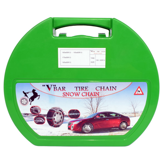 زنجیر چرخ قفل دار 145*13 مناسب برای پراید،رنو،ماتیز