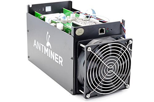   AntMiner S5 ~1155Gh/s @ 0.51W/Gh 28nm ASIC Bitcoin Miner