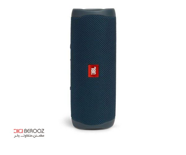 تصویر اسپیکر قابل حمل بلوتوث جی بی ال FLIP 5 Black JBL FLIP 5 Black Waterproof Bluetooth Portable Speaker