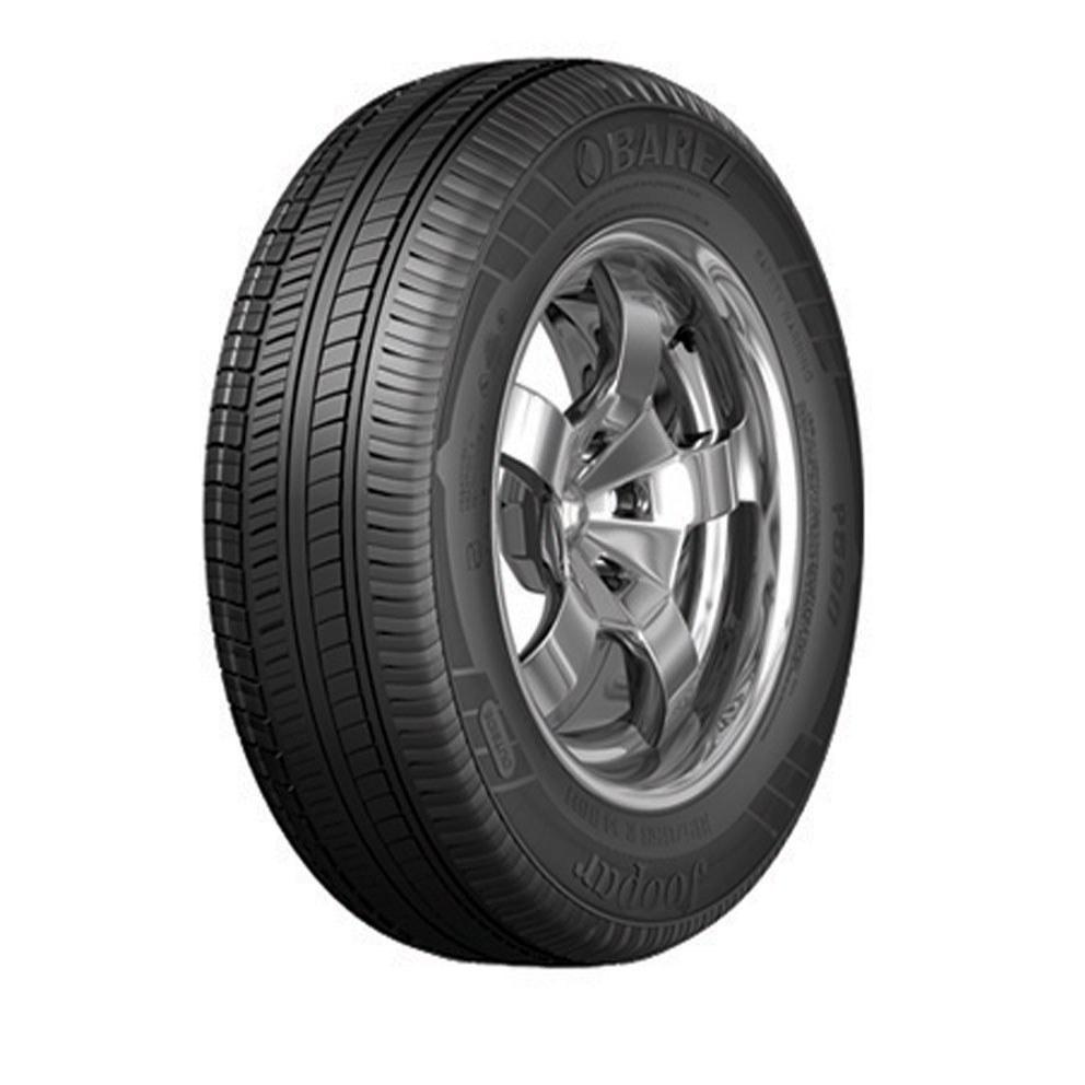 تصویر لاستیک خودرو بارز (یک حلقه) 185/65R14 گل P640 Barez Tire 185/65R14 P640