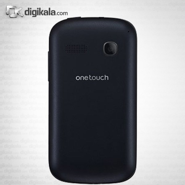 img گوشی موبایل آلکاتل وان تاچ پاپ C3  - یک سیم کارته Alcatel One Touch Pop C3 4033X Mobile Phone