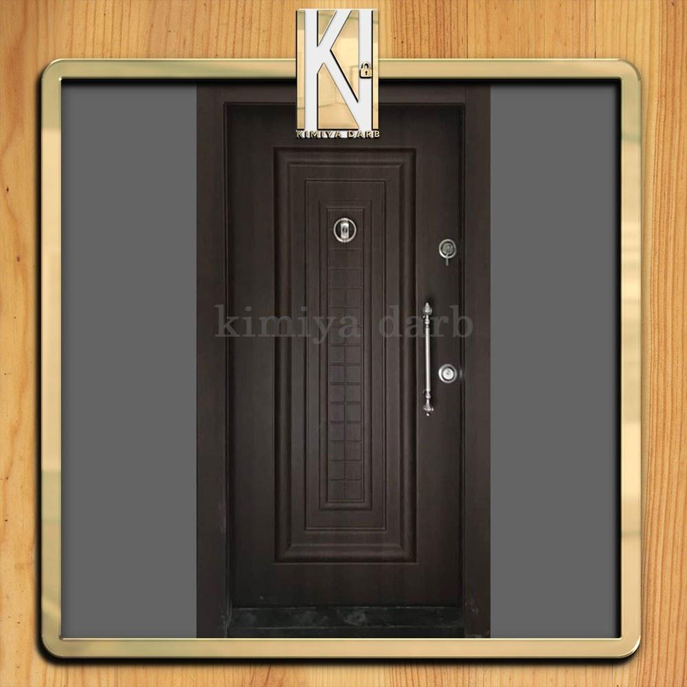 تصویر درب ضد سرقت CNC کد 1007