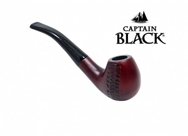 پیپ چوبی کاپیتان بلک CAPTAIN BLACK کد 1-1  