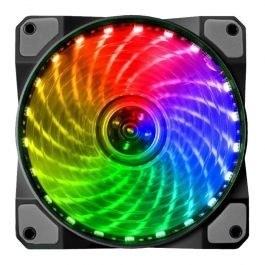 عکس فن کیس بایواستار RACING VIVID LED Biostar RACING VIVID LED Case Fan گارانتی سایبر فن-کیس-بایواستار-racing-vivid-led