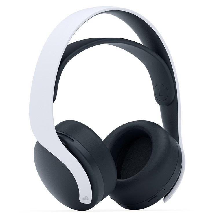 تصویر هدست پلی استیشن 5 - stationPulse 3D Wireless Headset Play5 Playstation 5 Pulse 3D Wireless Headset