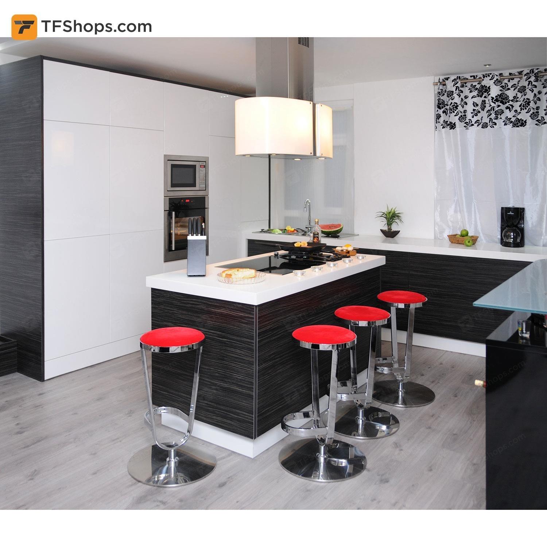 تصویر کابینت آشپزخانه تهران فرم مدل M04 Kitchen cabinet