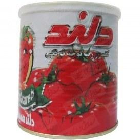 رب گوجه فرنگی 800 گرمی با درب آسان بازشو دلند  