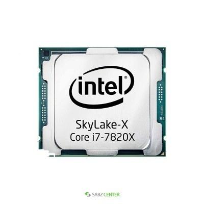 پردازنده مرکزی اينتل سری Skylake-X مدل Core i7-7820X | پردازنده مرکزی اينتل سری Skylake-X مدل Core i7-7820X