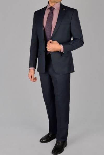 کت و شلوار مردانه مدل رادوین