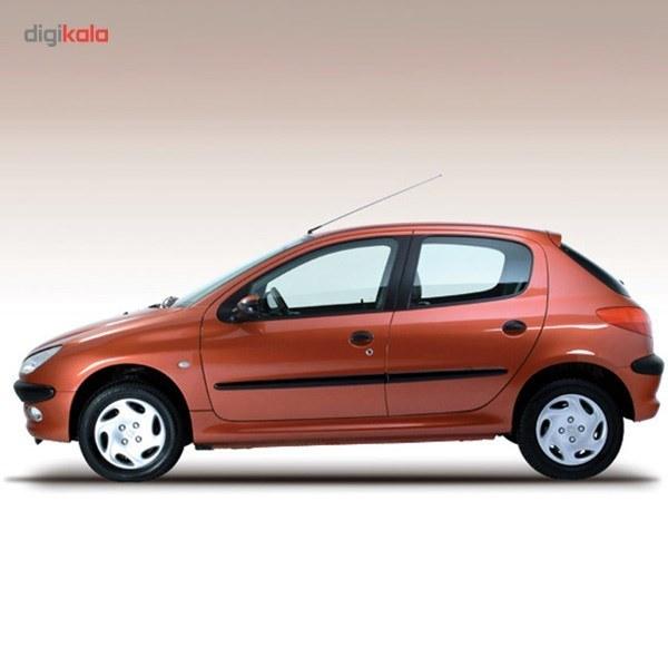عکس خودرو پژو 206 تیپ 6 اتوماتیک سال 1395 Peugeot 206 Trim 6 1395 AT خودرو-پژو-206-تیپ-6-اتوماتیک-سال-1395 28
