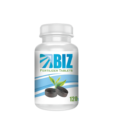 تصویر قرص کود ۱۲۰ عددی دکتر بیز DR.BIZ Dr. Bayes 120 fertilizer tablets