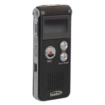 رکوردر خبرنگاری lander LD-73 8GB