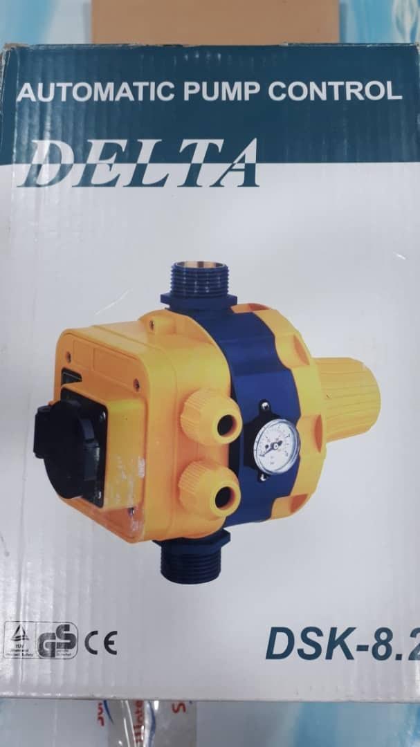 تصویر ست کنترل DELTA دلتا مدل DSK – 8.2