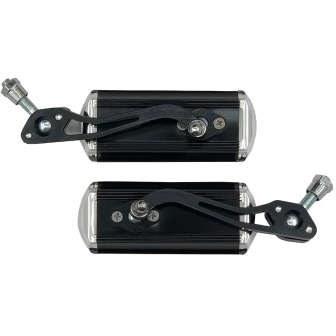 آینه موتور سیکلت مدل NTR بسته 2 عددی  