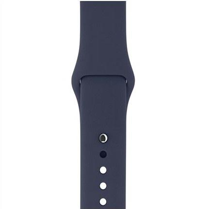 بند ساعت اپل واچ ۴۲ میلی متری اسپورت رنگ Midnight Blue