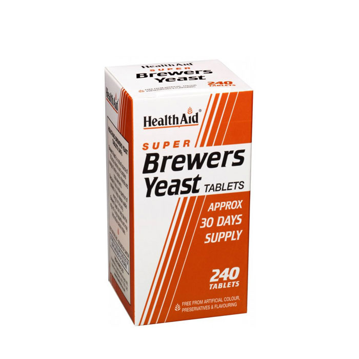 مخمر آبجو هلث اید – Health Aid Brewers Yeast