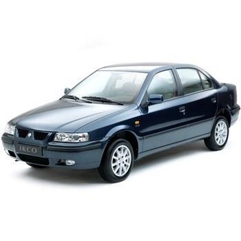 خودرو ايران خودرو سمند LX-EF7 دوگانه سوز مخزن کوچک دنده اي سال 1397 | IKCO Samand LX-EF7 Bi-Fuel 1397 MT - B