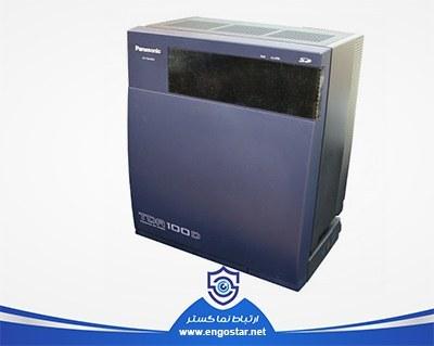سانترال پاناسونیک مدل Panasonic KX-TDA100DBA