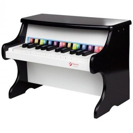 پیانو مشکی  Classic World مدل 2817 |