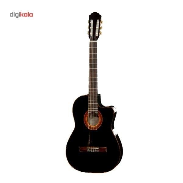img گيتار کلاسيک هافنر مدل HAC204-CEBK Hofner HAC204-CEBK Classical Guitar