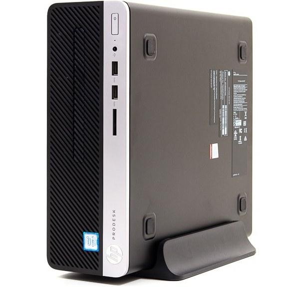 تصویر مینی کیس ورک استیشن  اچ پی HP EliteDesk 800 G5 Workstation اکبند