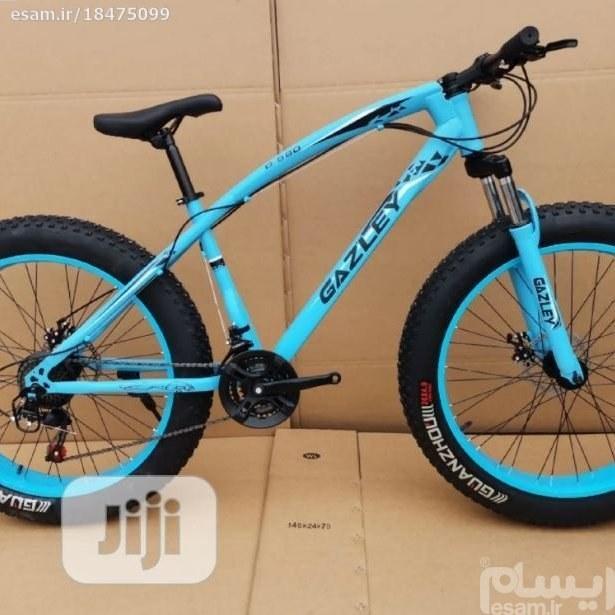 دوچرخه لاستیک بزرگ