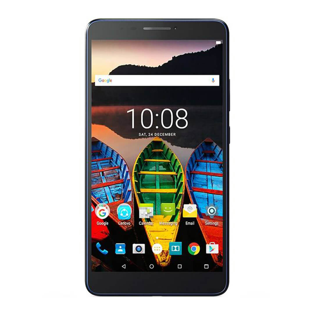 image تبلت لنوو مدل Tab ۳ ۷ Plus با قابلیت ۴ جی حافظه ۱۶ گیگابایت دو سیم کارت Lenovo Tab 3 7 Plus LTE 16GB Dual SIM Tablet